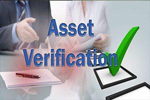 Asset Verification Service