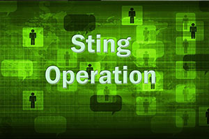 Sting Operation Service