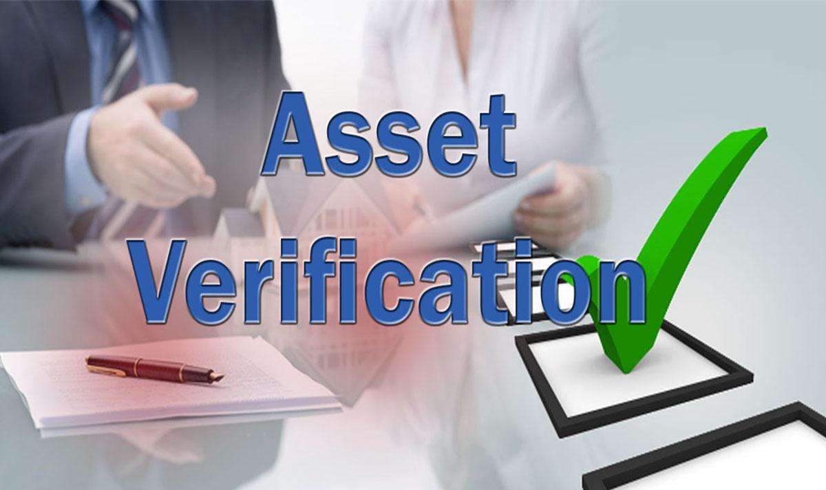 Asset Verification Service Large