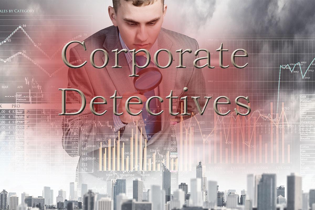 Corporate Detective Service Large
