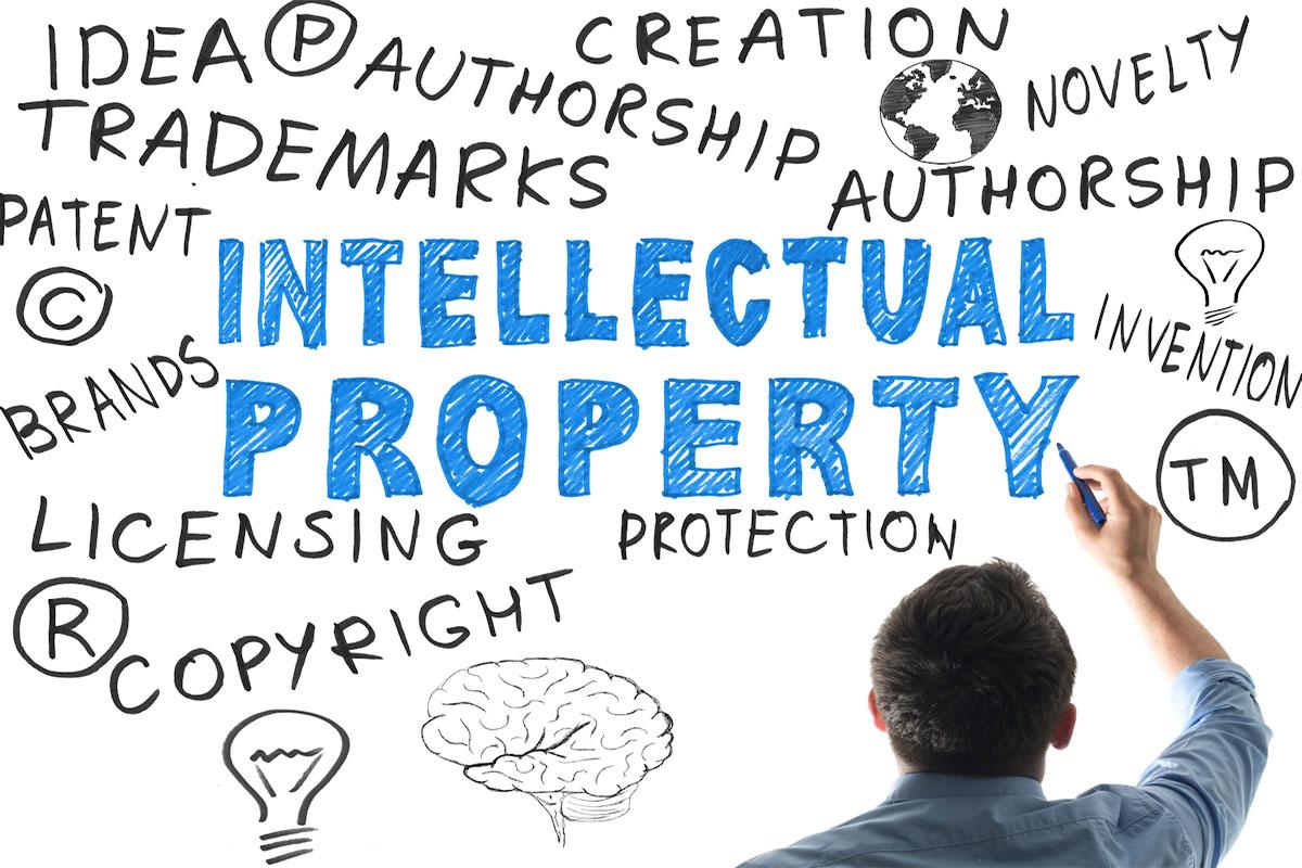 Patent Trademark Service Large