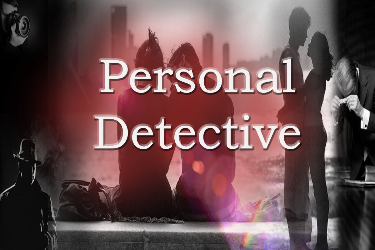 Personal Detective Services Large